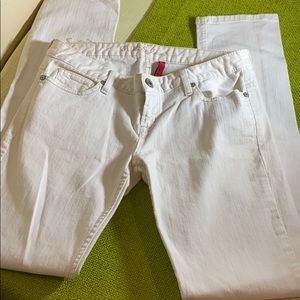 White Guess Jeans Size 26